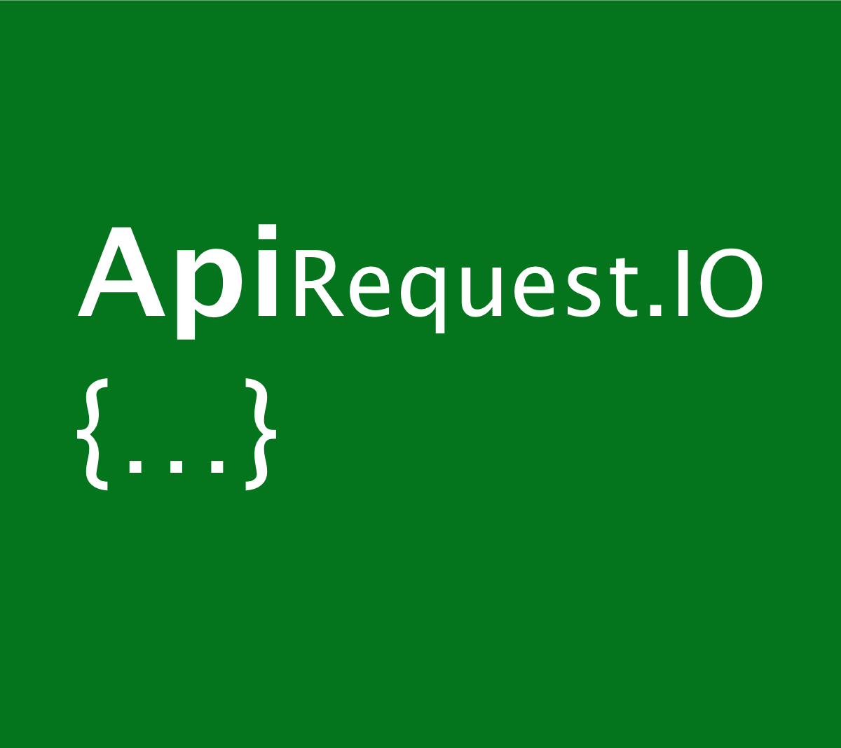 ApiRequest io | Make HTTP requests and share